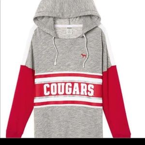 Univ. of Houston VS Pink collection-Lg-👚Cougars🐆
